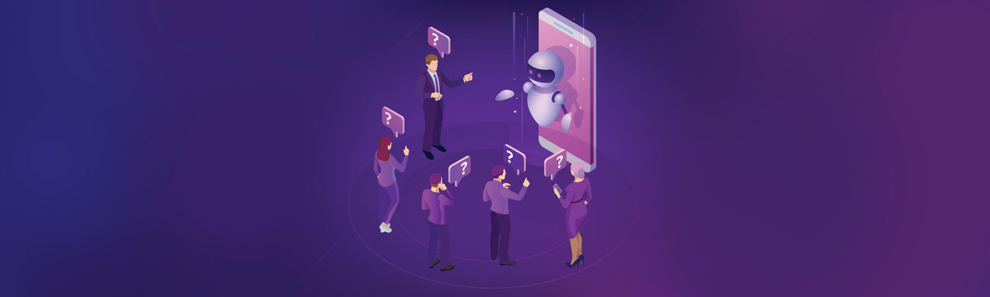 How Integrated AI chatbots Help Enterprise Lead Engagement